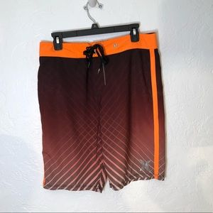 Hurley Phantom Board Shorts, Size 30